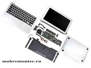 Разборка Macbook Air