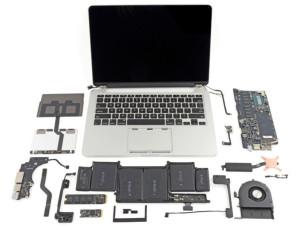 Срочный ремонт Macbook Air